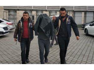 71 suçtan aranan ve 54 yıl cezası bulunan şahıs yakalandı