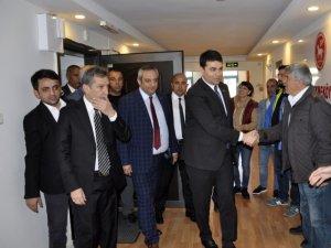 DP Genel Başkanı Uysal'dan CHP'li adayın ithamlara sert yanıt