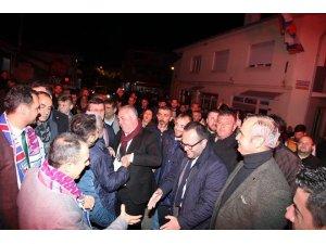 """AK Parti Çatalca Belediye Başkan adayı Üner: """"Engelli rehabilitasyon merkezi kuracağız"""""""