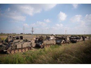 """Netenyahu: """"Gazze'ye büyük bir saldırı düzenlenecek"""""""