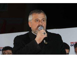 """Başkan Kılıç: """"Orta Ölçekli Sanayi Projesi umut olacak"""""""