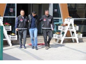 Gebze'de çalınan kamyonun şüphelisi serbest kaldı