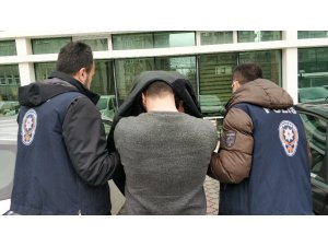 71 suçtan aranan ve 54 yıl cezası bulunan şahıs tutuklandı