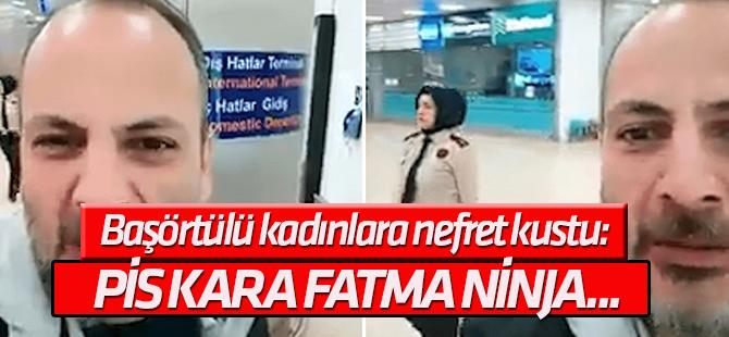 Sözde şifacı özde ayrımcı... Başörtülü kadınlara nefret kustu: Pis, Kara Fatma, Ninja...