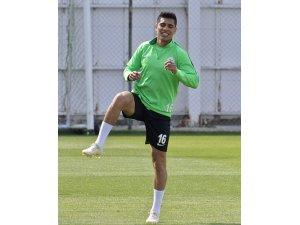 Konyaspor, Medipol Başakşehir maçı hazırlıklarını sürdürdü