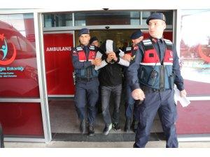AK Parti seçim bürosuna ateş açan zanlı tutuklandı