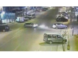 Drift yapıp kaçan sürücüye ağır ceza