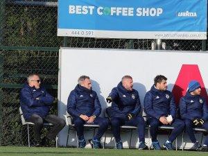 Fenerbahçe hazırlık maçında Eskişehirspor'u farklı mağlup etti