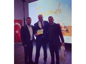 TURK-DAY'a Dr. Tahir Ateş'ten destek