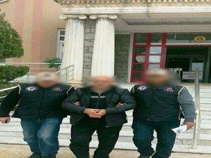 Aydın'da terör örgütü üyesi 1 zanlı yakalandı