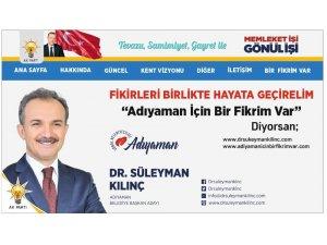 AK Parti Adayı Kılınç 'Mobil Belediyecilik' dönemini başlatacak