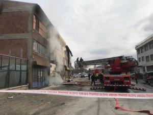 Başkentte yangın: 5 ölü