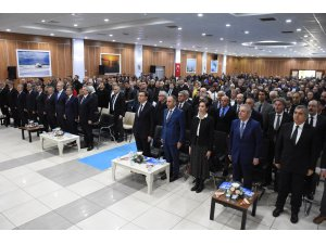"""""""Türkiye'nin lojistik planını çıkarıyoruz"""""""