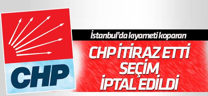 CHP itiraz etti, YSK seçimi iptal etti