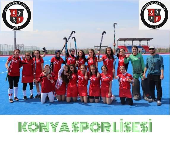 Konya Spor Lisesi'nden yeni bir başarı