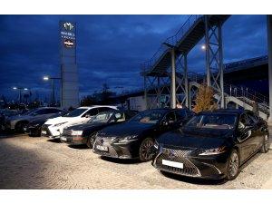 Lexus'tan Ankara'ya yeni satış yeri