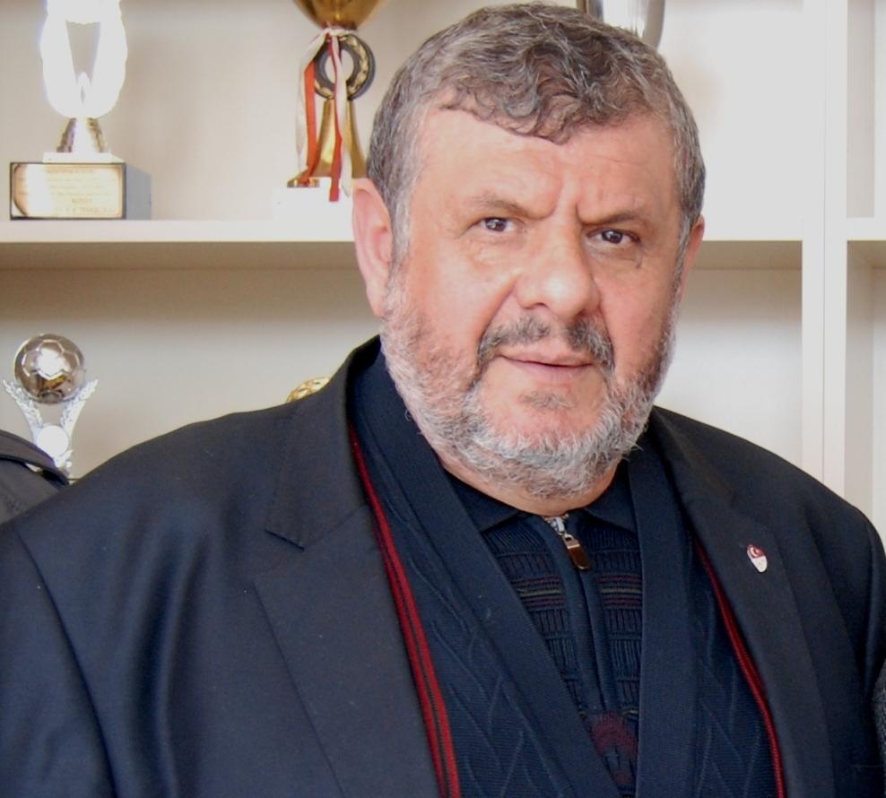 Ahmet Şanlı'ya yeni görev
