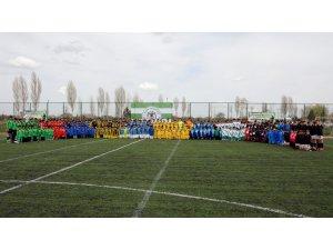 Konyaspor Seyfi Erkan Futbol Turnuvası devam ediyor