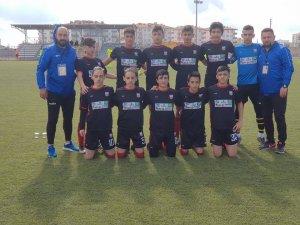 Kasırgaspor finalde kaybetti