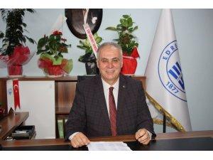 Edremit Belediyesi'nde Tayfun Gerkuş, Başkan Yardımcısı