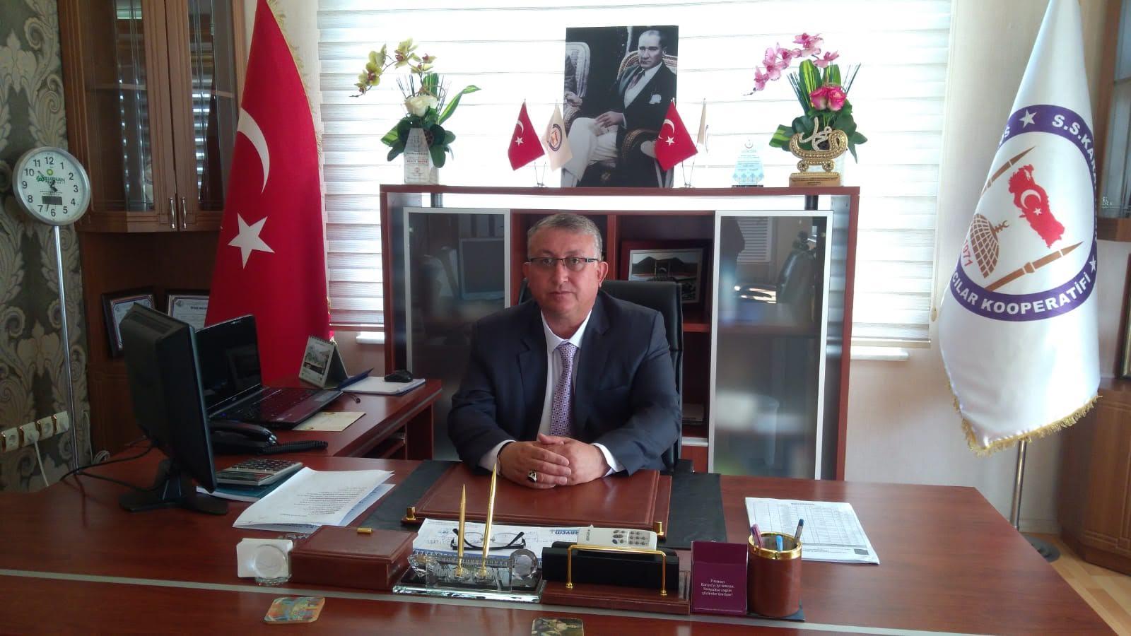 Ahmet Nuri Emekli Güven Tazeledi