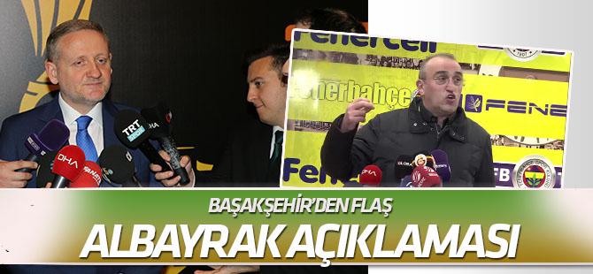 Başakşehir'den flaş Galatasaray açıklaması!