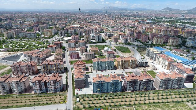 Konya konut satış istatistikleri (Mart 2019)