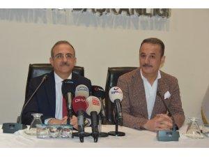 AK Parti İzmir'de Kerem Ali Sürekli dönemi