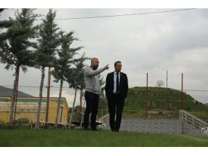 E. Yeni Malatyaspor'dan Yeni Malatya Stadyumu yanına dev tesis