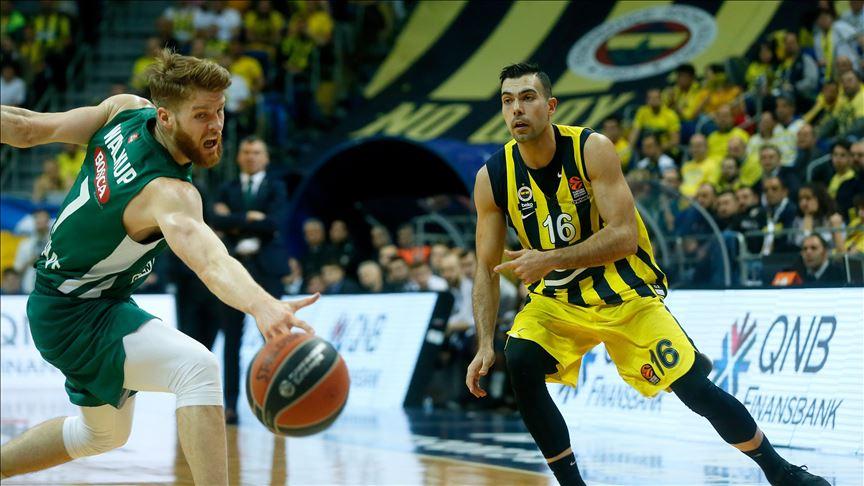 Fenerbahçe Beko: 80 - Zalgiris Kaunas: 82