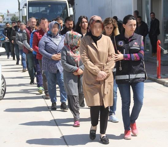 Adana merkezli FETÖ operasyonu