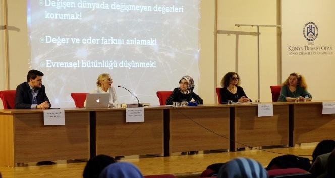 'Ebeler Haftası' ile ilgili panel düzenlendi