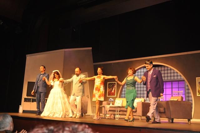 Bin Nefes Bir Ses Uluslararası Tiyatro Festivali başladı