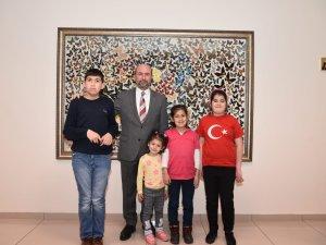 MEGES'ten Başkan Pekyatırmacıya ziyaret
