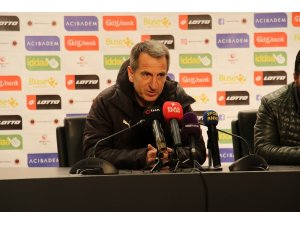 """Tamer Avcı: """"Bugün maçı kaybettik ama yenilmedik"""""""