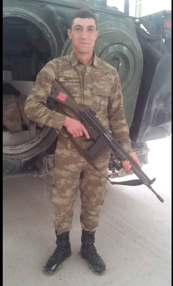 İzne gelen asker elektrik akımına kapılarak öldü