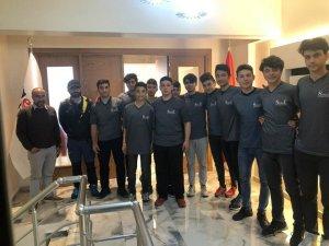 Simge Elektronik Sahabiyespor Türkiye Finallerinde