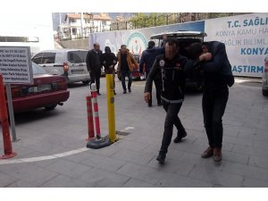 Uyuşturucu sevkıyatı yapan 3 şahıs Konya'da yakalandı