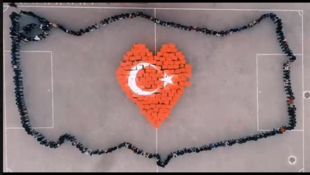 Kan bağışına  Kısa filmli kampanya