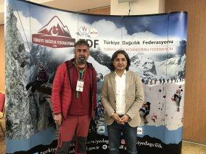 Dağcılar Konya'da buluştu