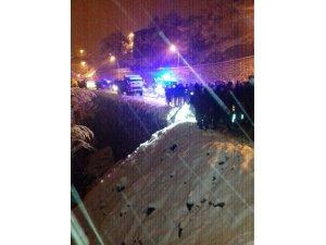 Bitlis'te intihara teşebbüs eden vatandaş, polisler tarafından son anda kurtarıldı