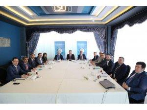 İKA toplantısı Gaziantep'te yapıldı