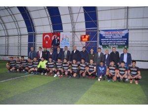 Ilgın'da 8. Halı Saha Futbol Turnuvası başladı
