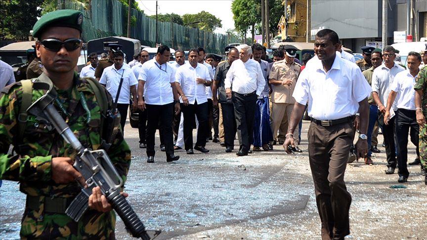 Sri Lanka'daki terör saldırılarında İnterpol devrede