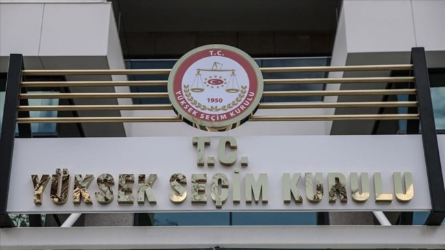 YSK, AK Parti'nin itirazı için toplandı!