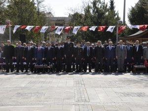 Seydişehir' de 23 Nisan törenle kutlandı