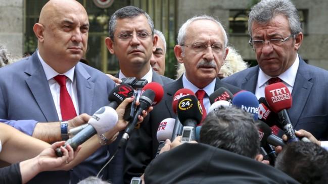 """CHP liderinden Erdoğan'a yanıt: """"Cenazeye gitmeden önce aileyle görüşüldü"""""""