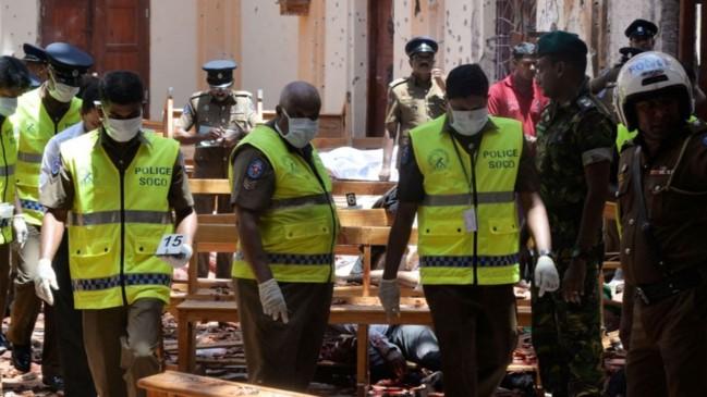 Bakan açıkladı... Sri Lanka saldırısı Yeni Zelanda'ya misilleme!