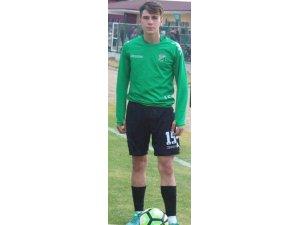 BAL'ın en genç futbolcusu oldu