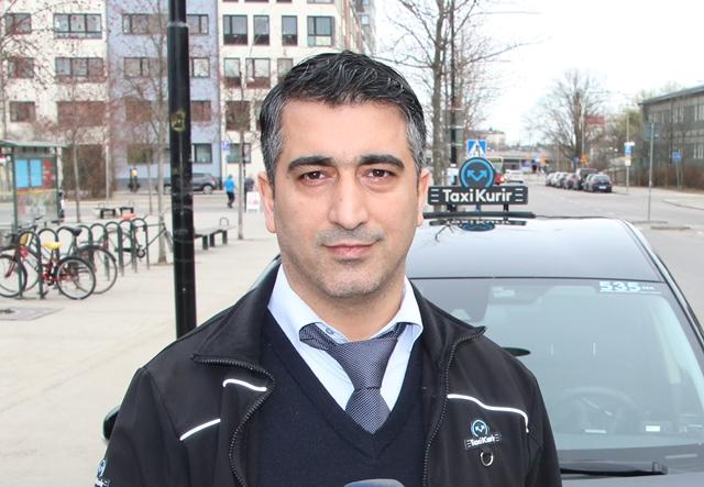 Konyalı şoför İsveç'in kahramanı oldu